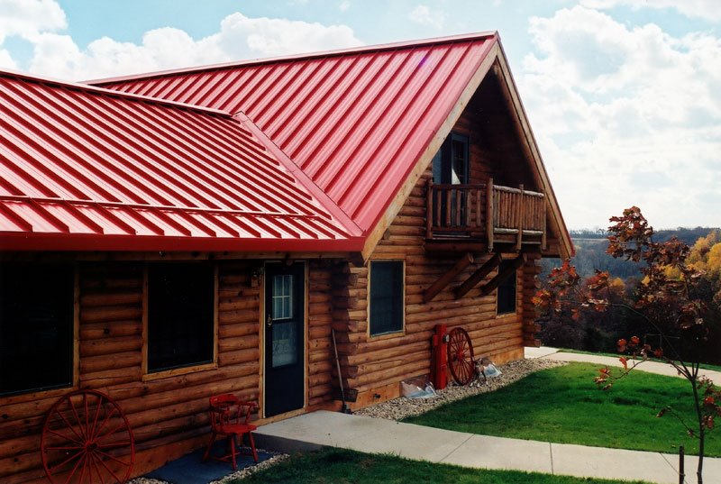 Roofing designs roofing designs in kenya with chicken for Tin roof house designs
