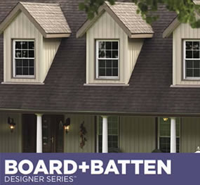 Mastic Siding Products installed in Grand Rapids Michigan    - board_batten_siding_grand_rapids_michigan