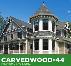 Mastic Siding Products installed in Grand Rapids Michigan    - carvedwood_44_vinyl_siding_grand_rapids_michigan