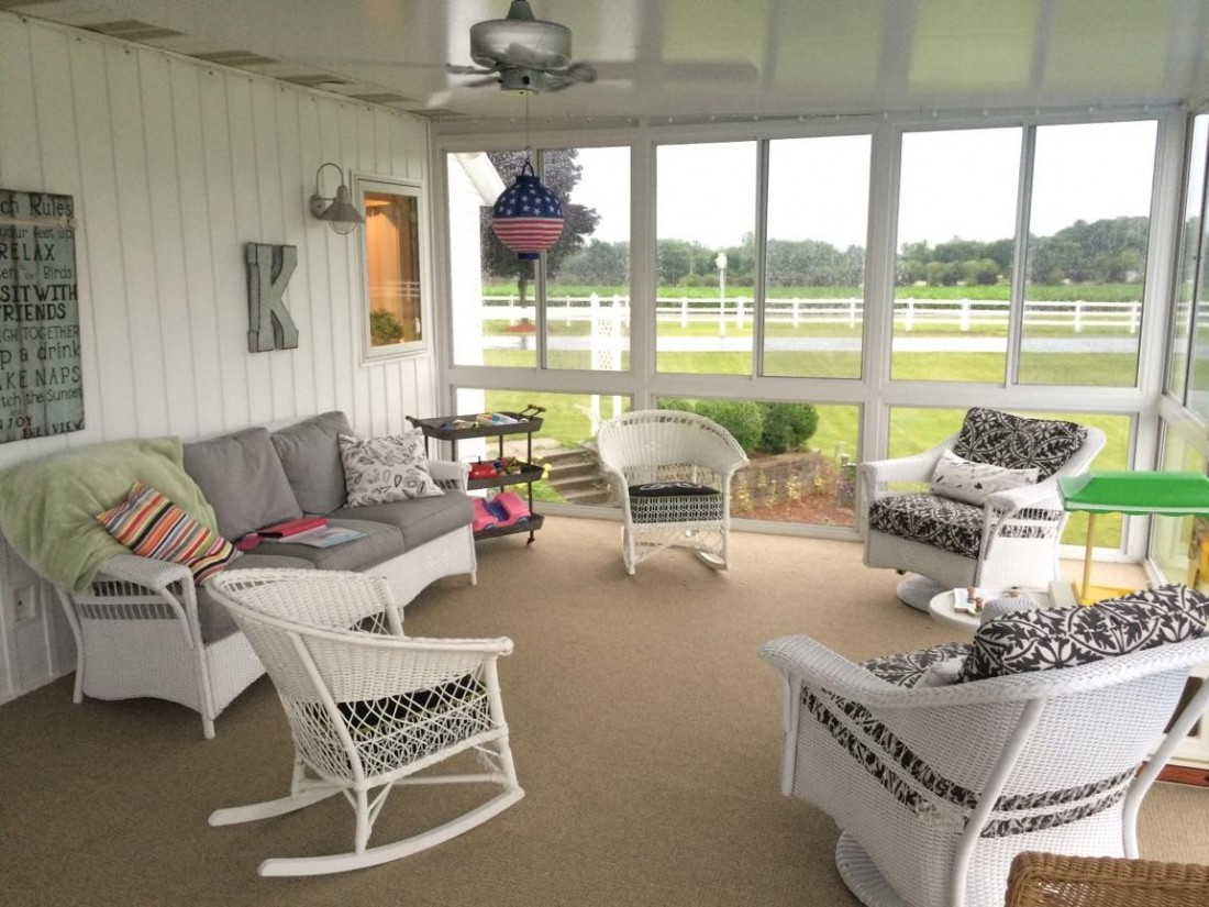 Patio Covers, Sunrooms, and Screen Rooms Custom Installed in the Grand Rapids Area - 8920
