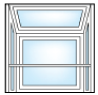 Shapes and Styles of Replacement  Windows - Alcor Home Improvement of West Michigan - GardenWindow
