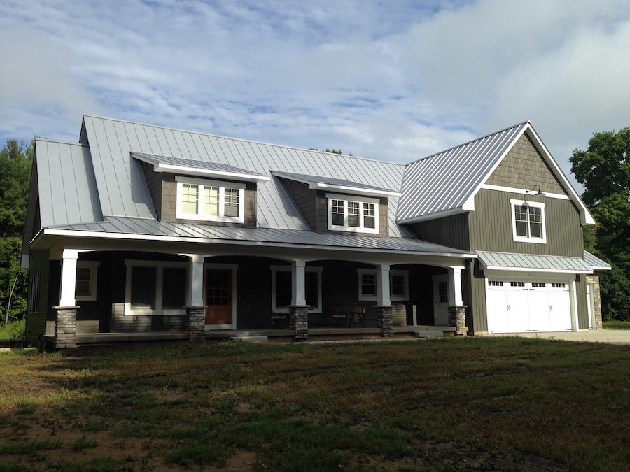Top Rated Metal Roofing Contractor Grand Rapids Michigan
